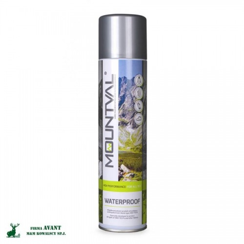 IMPREGNAT MOUNTVAL WATERPROOF SPRAY 400ML