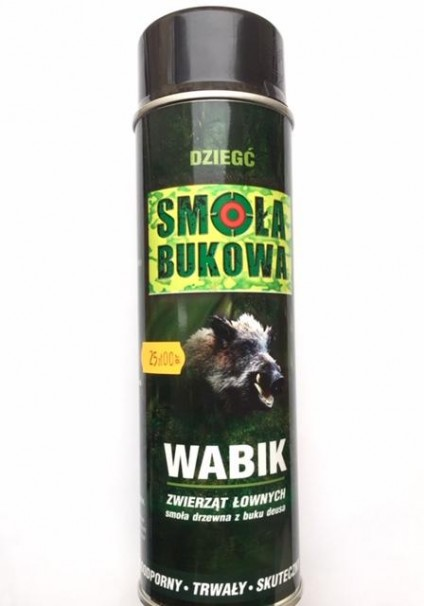 SMOŁA BUKOWA 500 ML SPRAY