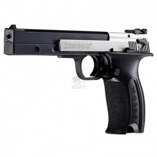 PISTOLET WALTHER HAMMERLI X-ESSE LONG 6
