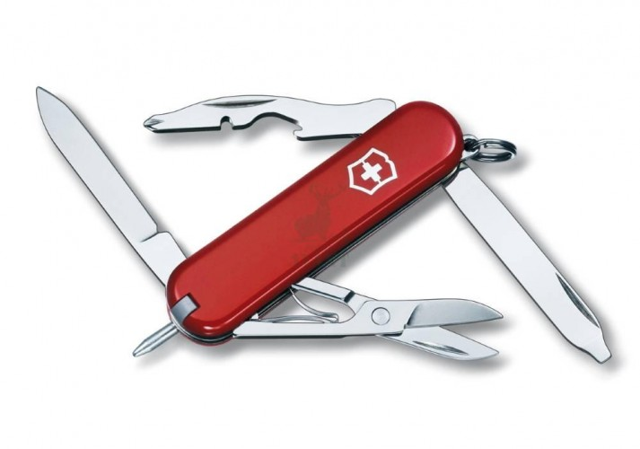 SCYZORYK VICTORINOX MANAGER RED