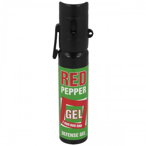 GAZ RED PEPPER GREEN GEL 25ML