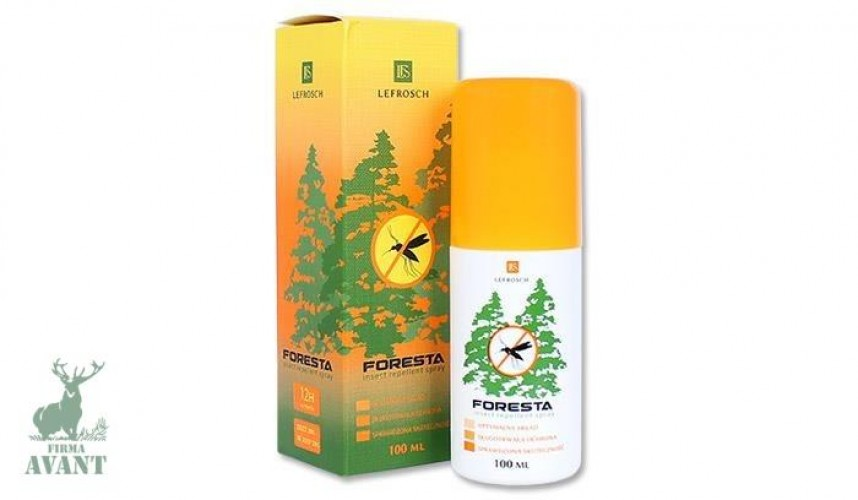 FORESTA INSECT REPELLENT SPRAY 100ML