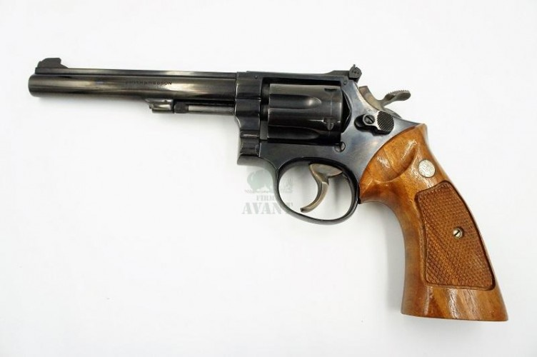 REWOLWER SMITH WESSON KAL. 22LR